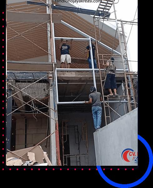 kontraktor aluminium sidoarjo