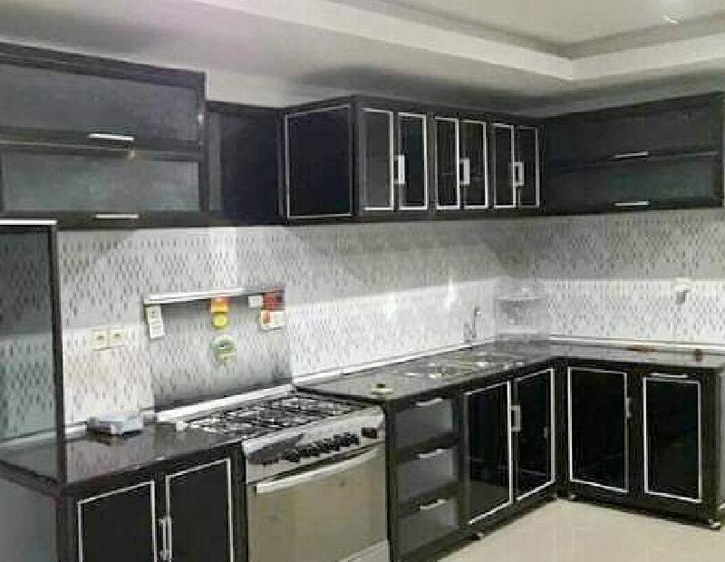 lemari dapur custom